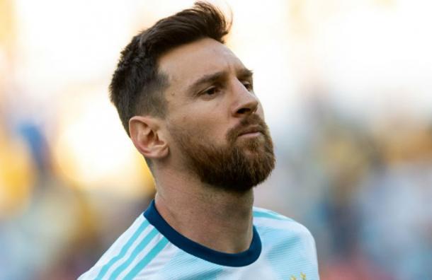 El Balón de trapo: el curioso premio que recibió Lionel Messi en la Copa América