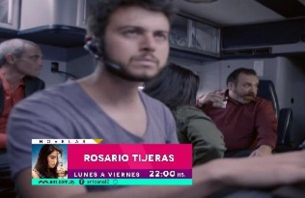 ¡Quedate en casa y mira Rosario Tijeras esta noche!