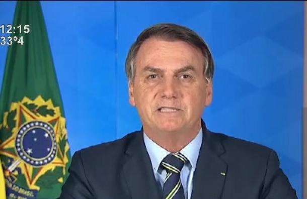 Brasil: Para Jair Bolsonaro el COVID-19 es 'pura histeria'