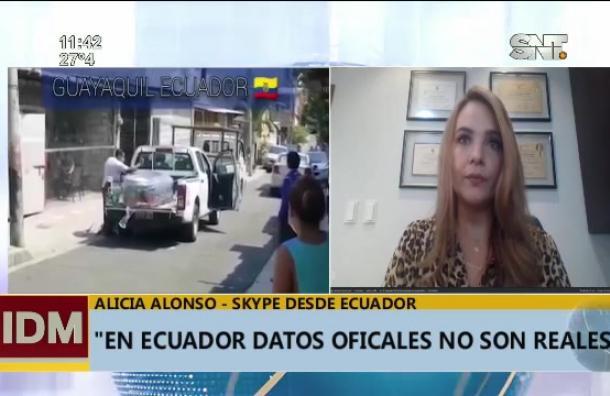 Emergencia en Ecuador por el COVID-19