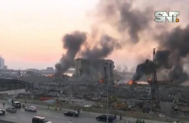 Beirut: Aumentan fallecidos tras explosión